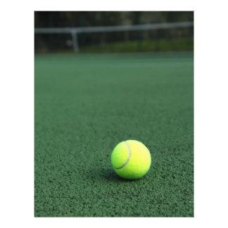 Tennis Ball 21.5 Cm X 28 Cm Flyer