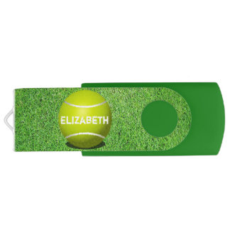 Tennis Ball Custom USB Flash USB Flash Drive