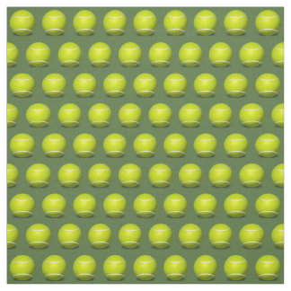 Tennis Ball Design Fabric