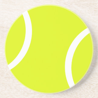 Tennis Ball Drink Coasters