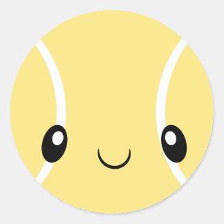 Tennis Ball Emoji Stickers