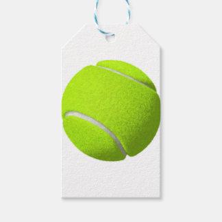 Tennis Ball Gift Tags