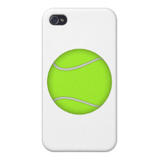 Tennis Ball: Cover For iPhone 4