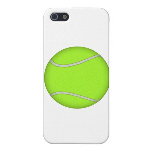 Tennis Ball: Cases For iPhone 5