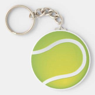 Tennis Ball Key Ring