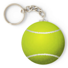 Tennis Ball Keychains. $5.35. Designed by ClippertyClack