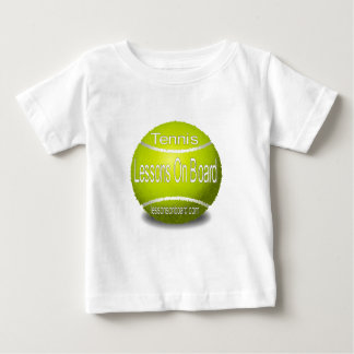 Tennis Ball Logo Baby T-Shirt