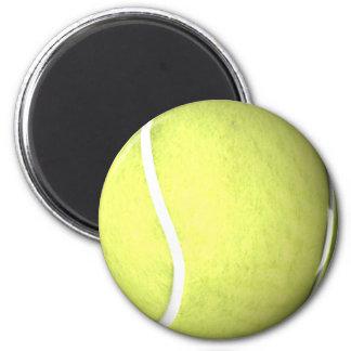 Tennis Ball 6 Cm Round Magnet