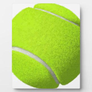Tennis Ball Plaque
