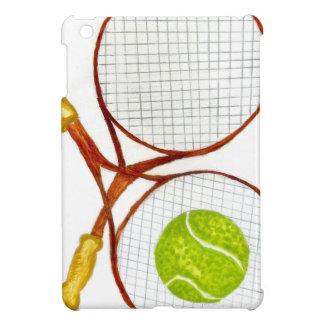 Tennis Ball Sketch2 iPad Mini Cover
