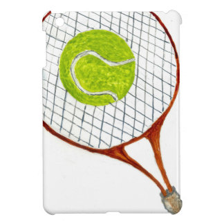 Tennis Ball Sketch3 Case For The iPad Mini