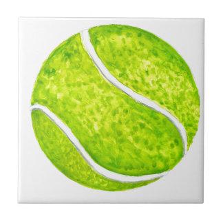 Tennis Ball Sketch4 Tile