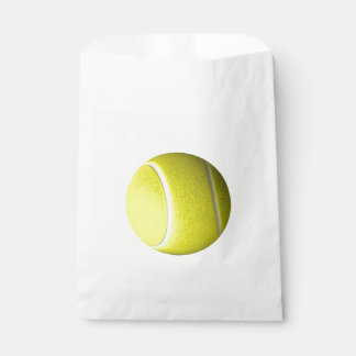 Tennis Ball Sport Theme Favour Bag