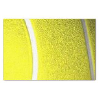 Tennis Ball Sport Tissue Paper