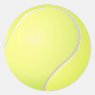 Tennis Ball Sticker