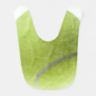 Tennis Ball Template Sports Tennis Balls Bib