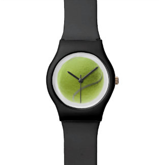 Tennis Ball Template Sports Tennis Balls Wrist Watch