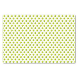 Tennis Ball Tissue Paper