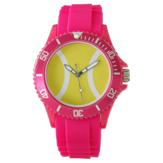 Tennis ball watches