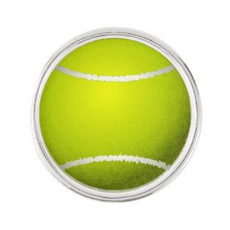 Tennis Balls Sports pattern Lapel Pin