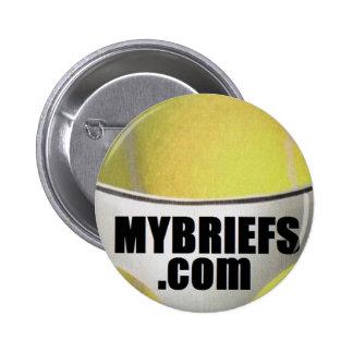 Tennis Briefs Button