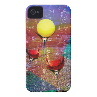 Tennis celebrates in full color iPhone 4 covers