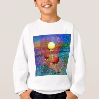 Tennis celebrates in full color sweatshirt