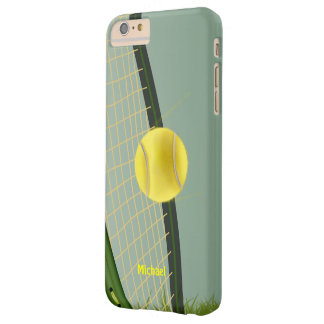 Tennis Champ Barely There iPhone 6 Plus Case