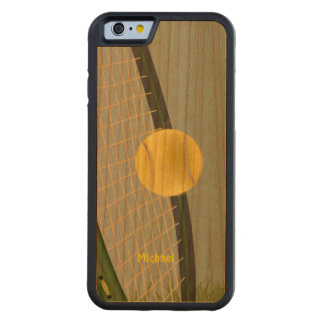 Tennis Champ Carved® Cherry iPhone 6 Bumper Case