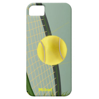 Tennis Champ iPhone 5 Covers