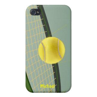 Tennis Champ iPhone 4 Case