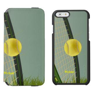 Tennis Champ iPhone Cases Incipio Watson™ iPhone 6 Wallet Case