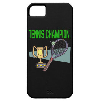 Tennis Champion Barely There iPhone 5 Case