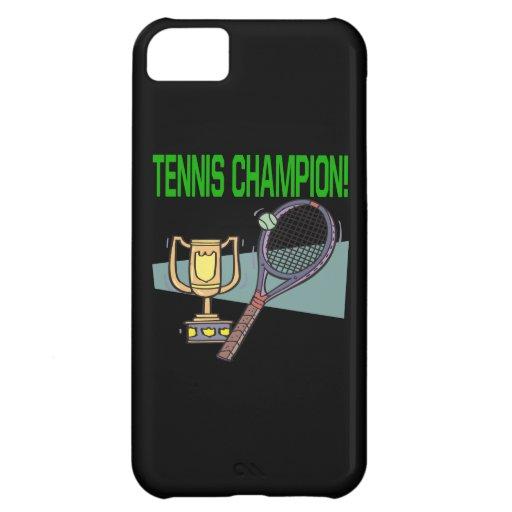 Tennis Champion iPhone 5C Covers