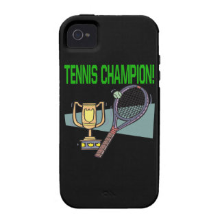 Tennis Champion iPhone 4/4S Cover