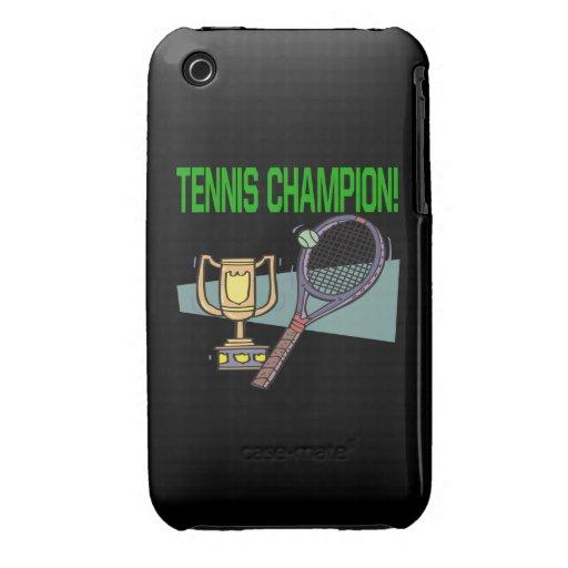 Tennis Champion Case-Mate iPhone 3 Case