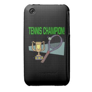 Tennis Champion iPhone 3 Case-Mate Case