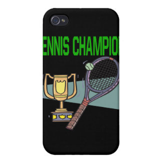 Tennis Champion Covers For iPhone 4