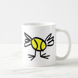 tennis chick mug present
