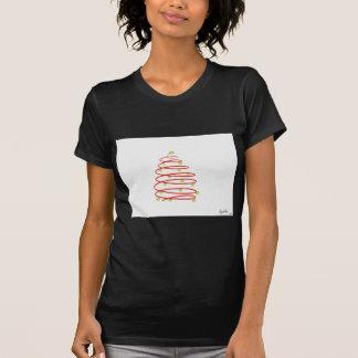 Tennis Chrismas T-Shirt