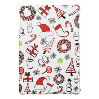 Tennis Christmas Case For The iPad Mini