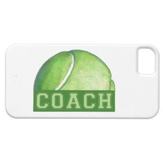 Tennis Coach iPhone 5 Case
