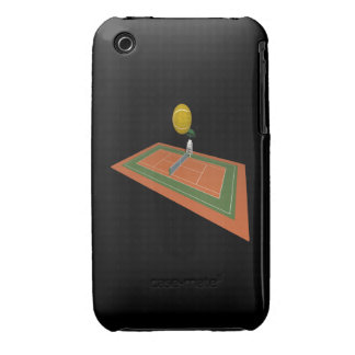 Tennis Court iPhone 3 Covers