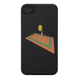Tennis Court Case-Mate iPhone 4 Cases