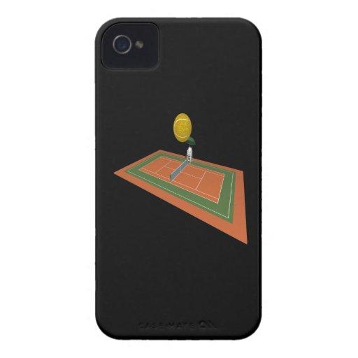 Tennis Court Blackberry Bold Case
