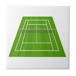 Tennis Court Ceramic Tile