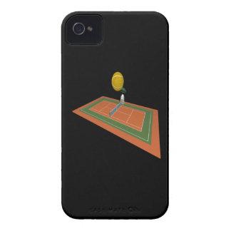 Tennis Court iPhone 4 Case-Mate Cases