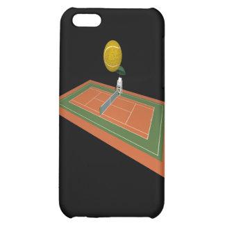 Tennis Court iPhone 5C Case
