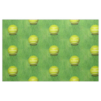 Tennis Custom Ball Fabric