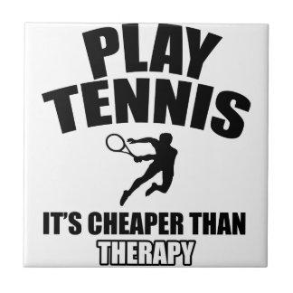 Tennis   design ceramic tile